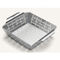 Weber Grill Basket Small 燜烤籃 (小) (BBQ, Barbecue, 燒烤, 燜烤)